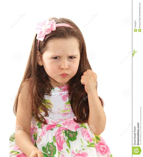 little girls naughty little girl royalty free stock photography image