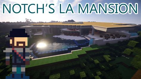 notch minecraft house of course someone recreated notch s expensive mansion in minecraft vg247
