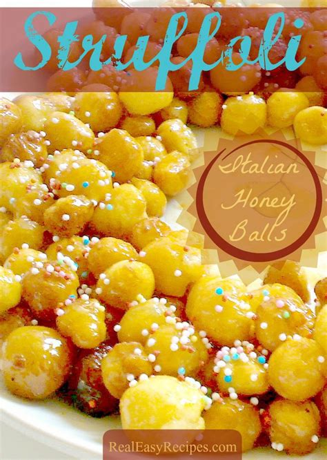 best easy italian recipes best 25 struffoli recipe ideas on italian
