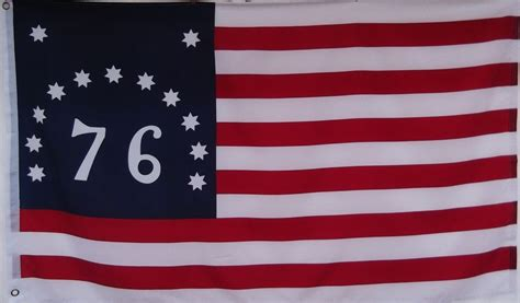 american revolution flag 1776 bennington 76 patriotic usa historical flag 1776