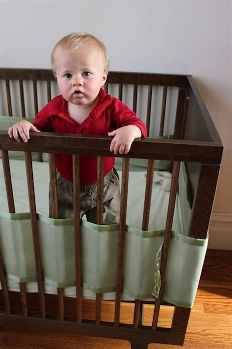 How We Got Our Baby To Stop Standing Up In The Crib Baby Doesn T Want To Sleep In Crib