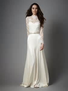 Long Sleeve Wedding Dress 30 Of The Most Beautiful Long Sleeve Wedding Dresses For 2016 Chic Vintage Brides Chic