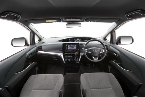 toyota tarago pricing  features updated interior