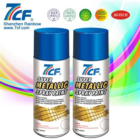 spray paint rainbow top quality shenzhen rainbow chemical brand 7cf