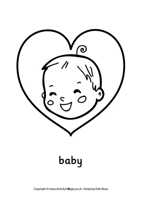 i love you baby coloring pages baby love colouring page
