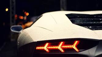 Lamborghini Aventador Rear Lights Lamborghini Aventador Taillight Wallpapers Lamborghini