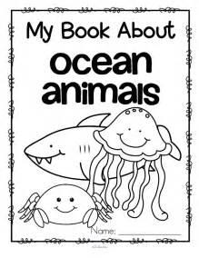 oceans animals theme activities printables preschool kindergarten kidsparkz