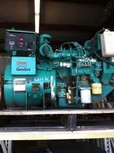 Used Rv Awnings Ebay Onan Diesel Rv Generator Used Onan 7500 Ouiet Diesel