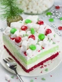 Christmas Desserts christmas lasagna chocolate dessert recipes omg