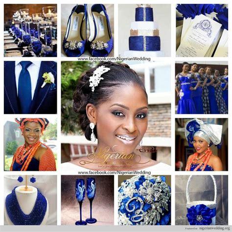 peach navy blue nigerian 63 best nigerian wedding color schemes themes images on