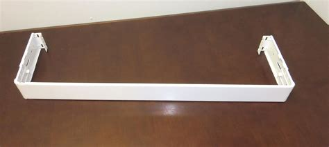 continental curtain rods continental valance rod interiordecorating