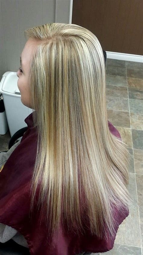 level 6 hair color weave highlight on level 6 hair color