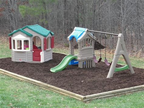 room kid friendly backyard ideas on a budget sloped