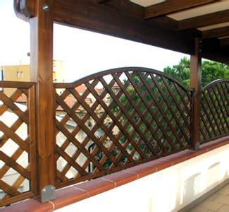 ringhiera terrazzo alzare la ringhiera terrazzo