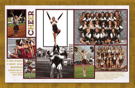layout for yearbook yearbook design yearbook committee pinterest