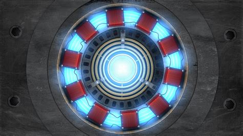 iron man arc reactor hd wallpapers background images