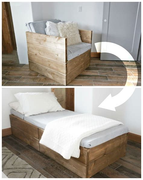 Sleeper Chairs by White Sleeper Chair Diy Projects
