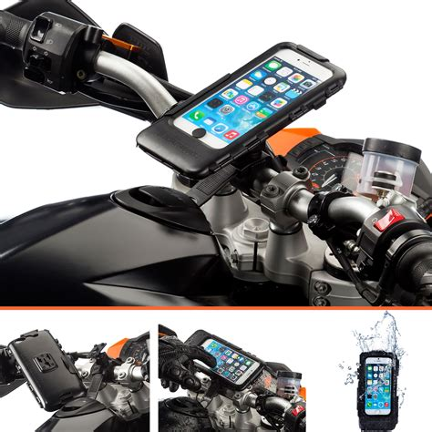 Bicycle Retro For Iphone 6s bike locking motorcycle mount waterproof for iphone 6 plus 6s 5 5 quot ebay