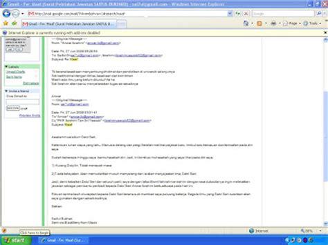 contoh surat rasmi letak jawatan contoh resume ebook