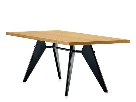 Vitra EM Table von Jean Prouvé, 1950   Designermöbel von smow.de
