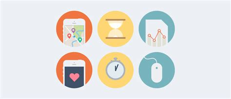 icon design trends free flat icon sets resources flat ui design trends