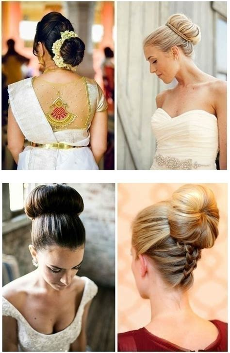 Bridal Hairstyles For Thin Hair by Top 5 Indian Bridal Hairstyles For Thin Hair