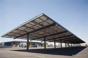 solar carport completed az
