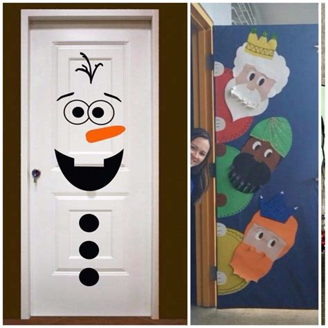 decorar puertas de navidad ideas para decorar puertas puerta de madera with ideas
