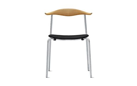 ch88 stacking chair upholstered design within reach