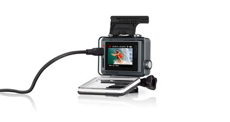 Gopro Entry Level gopro lcd is a 299 entry level with a touchscreen lcd