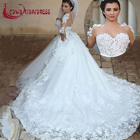 online get cheap ballroom wedding dress aliexpress com