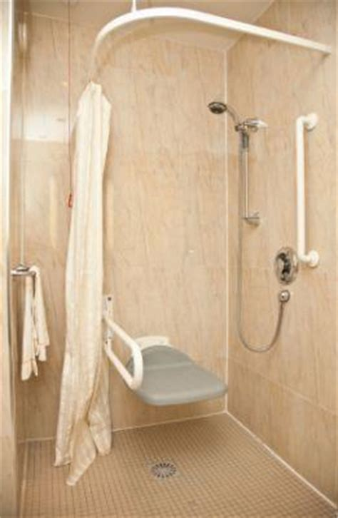 bathtub for disabled handicap shower enclosures lovetoknow