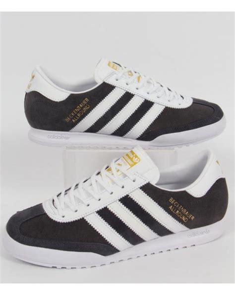 Harga Adidas Beckenbauer adidas beckenbauer trainers grey white originals