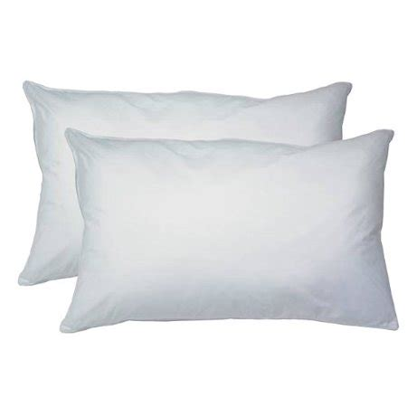 Size Pillows by 2 Pack Hypoallergenic Alternative Bed Pillow
