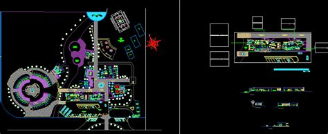 nepena resort dwg section  autocad designs cad