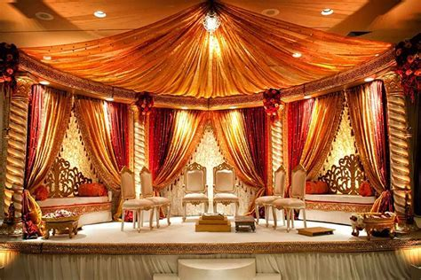 Colorful Punjabi Wedding Decorations For Your Big Day