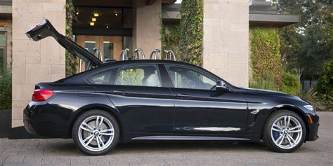 2016 bmw 4 series gran coupe photos informations