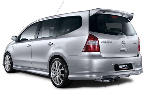 Shock Absorber Rr For Nissan Grand Livina nissan grand livina tuned by impul premieres