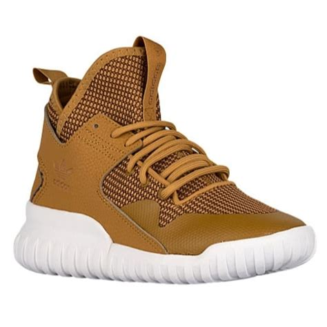 Sneaker Adidas Brown Grade Original adidas originals tubular x winterized boys grade school