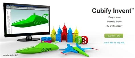 3d design tools cubify invent affordable design tool created just for 3d printing