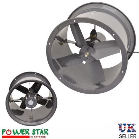 commercial extractor fan motor 14 quot cased fan axial extractor canopy kitchen restaurant
