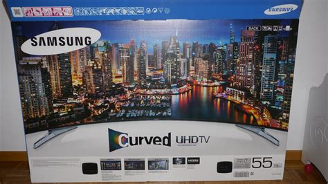 Up Ultra Max 55 by Samsung 4k Uhd Curved 55 138cm New Digicard Ci
