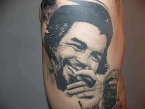 ernesto quot che quot guevara tattoo