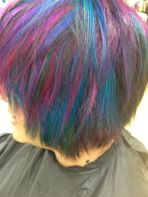 worst   purple hair dye outcomes