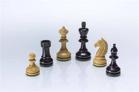 chess piece designs modern design chess pieces in ebonized boxwood 2 75