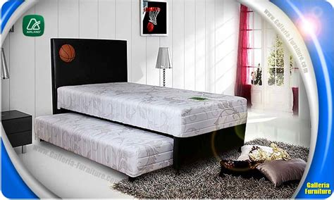 Kasur Bed Yg Bagus harga tempat tidur bed anak murah elite airland