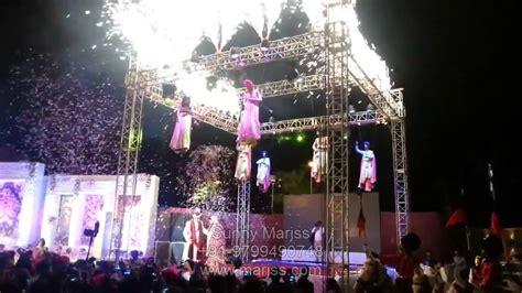 Wedding Concepts India by Varmala S Entry Jaimala Theme Surat Call