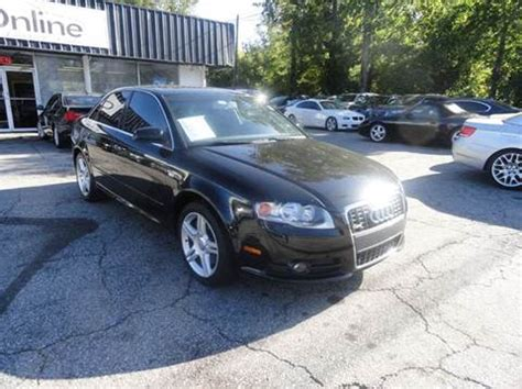 Audi A4 For Sale In Ga Audi A4 For Sale In Carsforsale