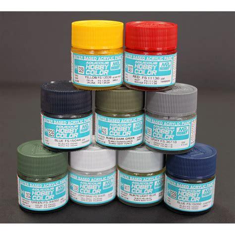 mr color paint csi creos mr hobby aqueous paints