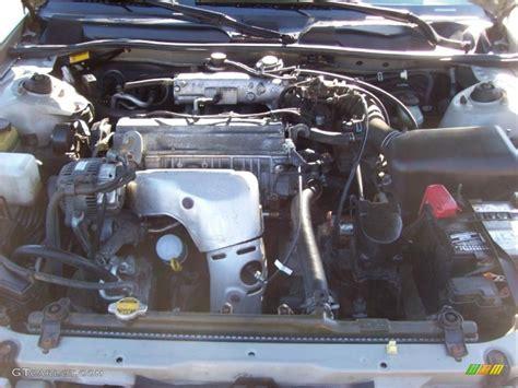 Toyota 4 Cylinder Engines 1999 Toyota Camry Le 2 2 Liter Dohc 16 Valve 4 Cylinder